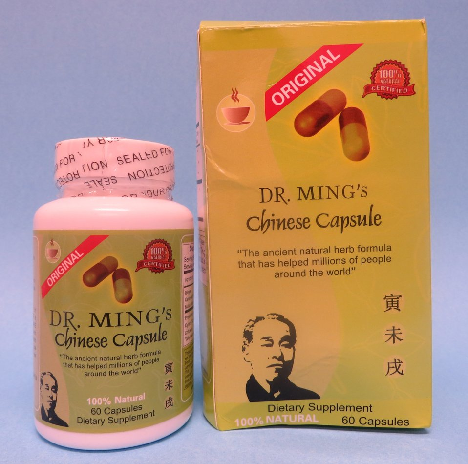 Dr. Ming's Chinese Capsule