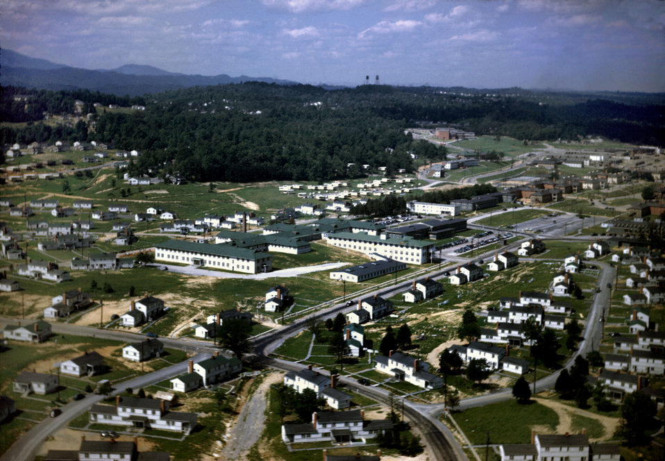View of the City of Oak Ridge