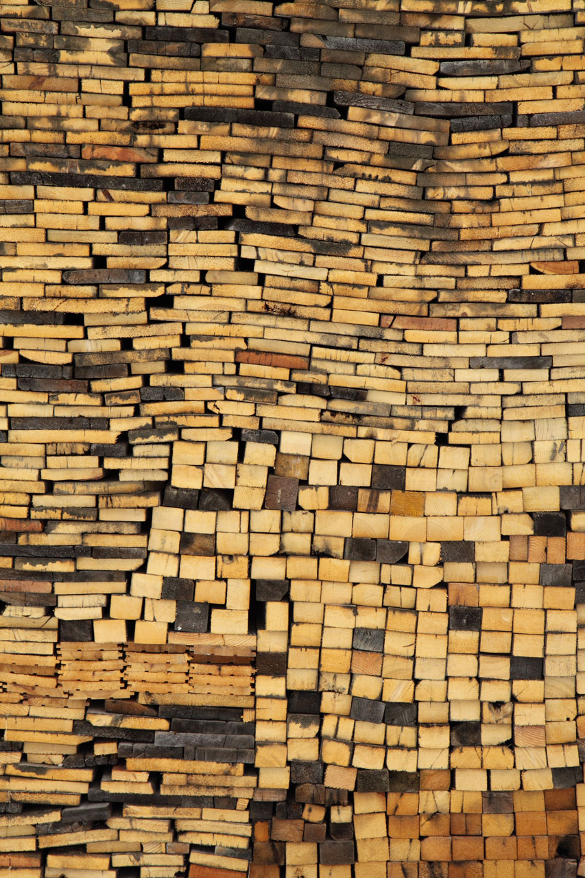 Firewood pattern