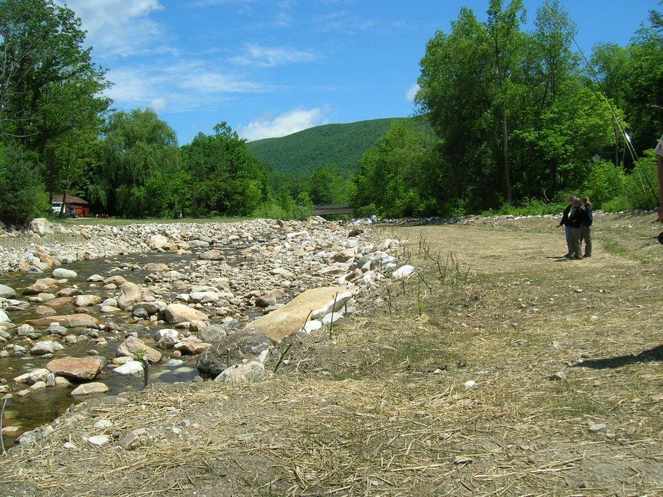 Briggsville Dam Removal Celebration
