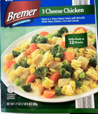 RECALLED - Skillet Meals