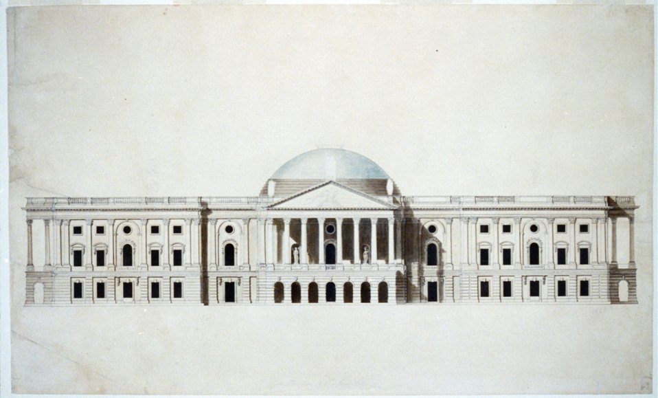 Thornton's Capitol Winning Design