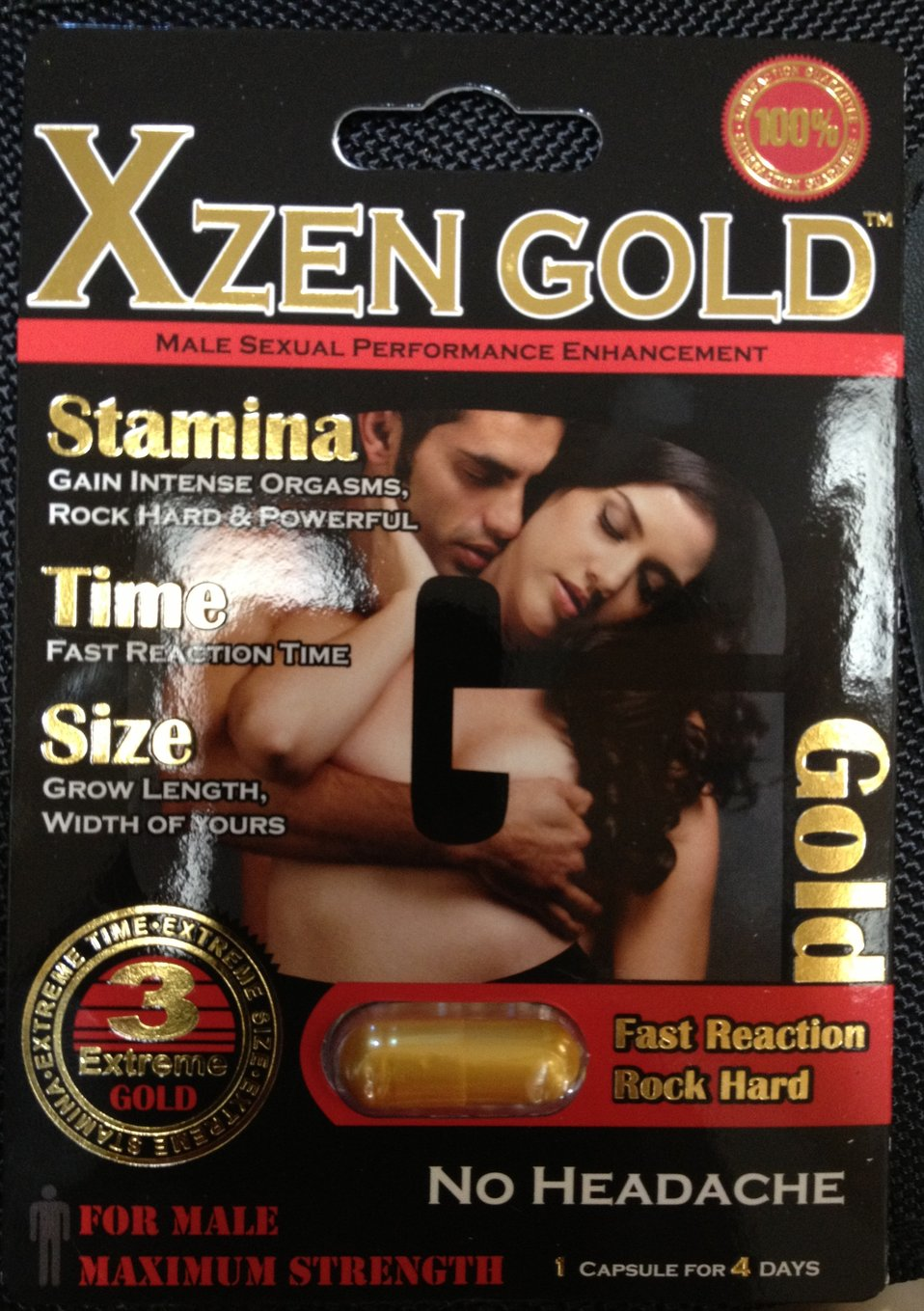 Xzen Gold