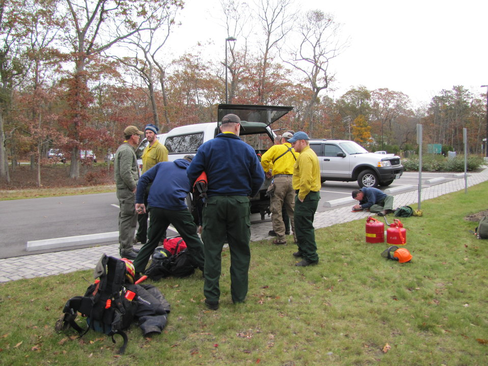 Help arrives from Maine refuges (NY)