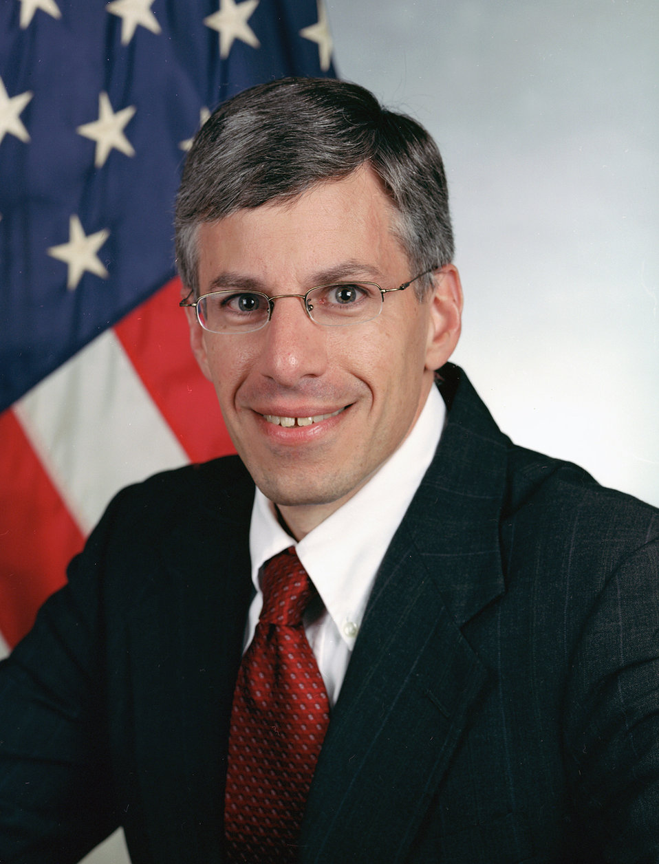 Former NIST Director William A. Jeffrey