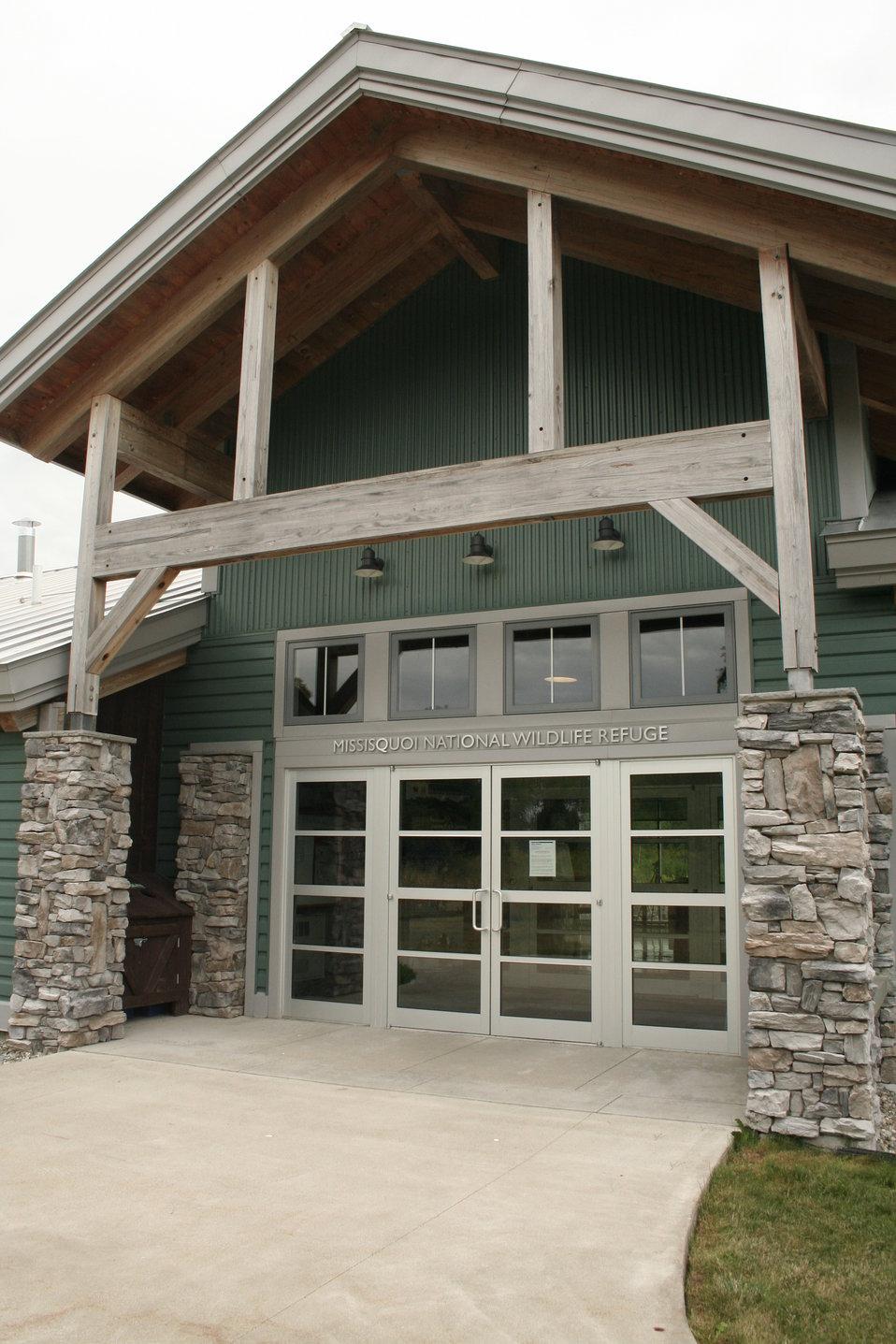 Missisquoi NWR Visitor Center