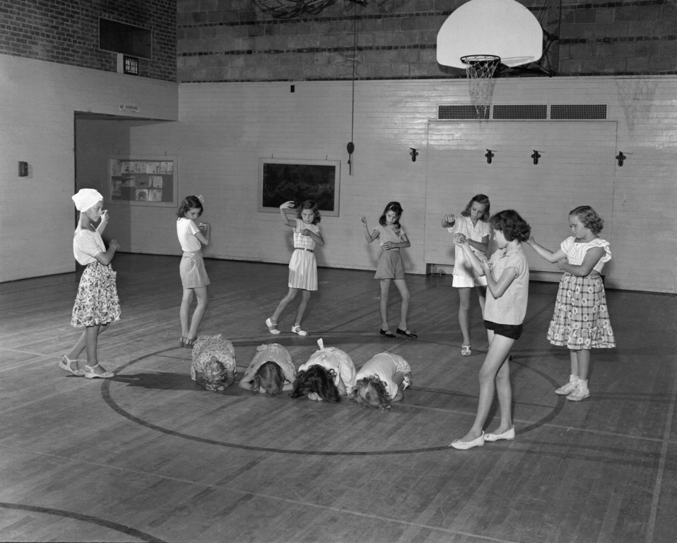 Recreation Dancing Class Oak Ridge Tennessee