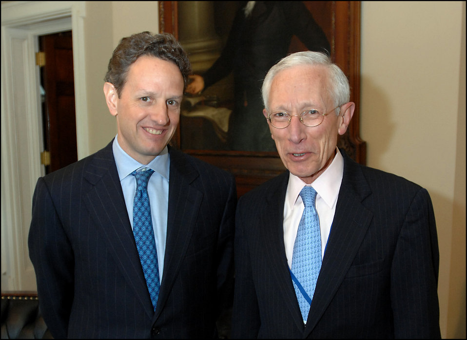 Israeli Central Bank Governor Fischer