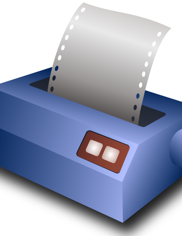matrix printer