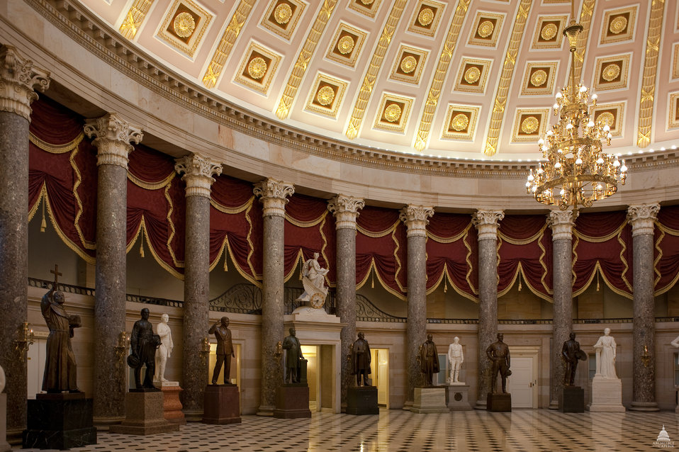 National Statuary Hall - U.S. Capitol