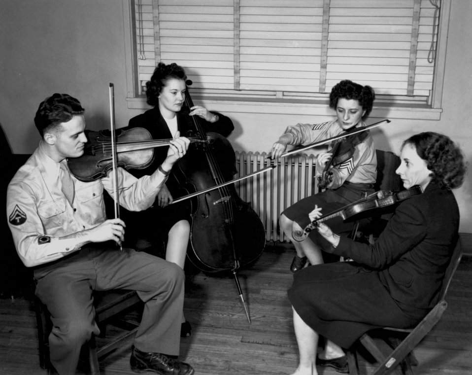 Chamber Music 1945 Oak Ridge