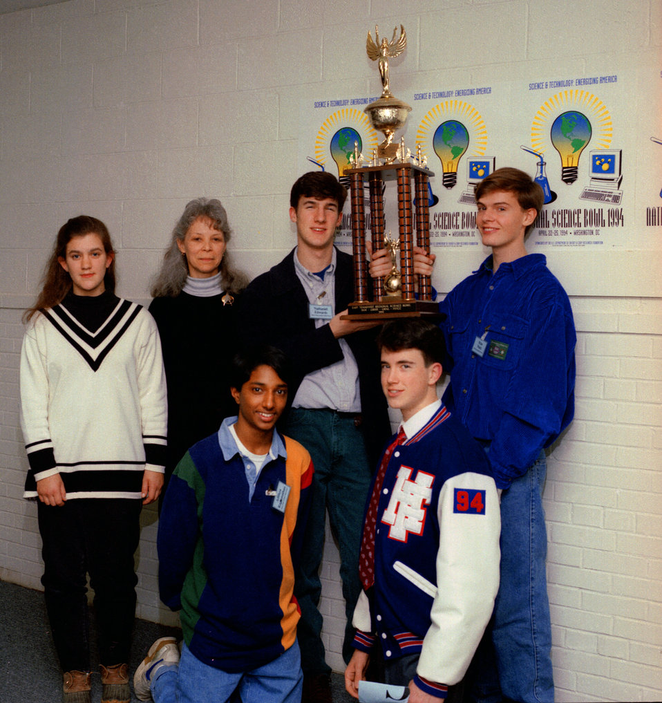 National Science Bowl Hume Fogg Academic High School Maryville Tennessee