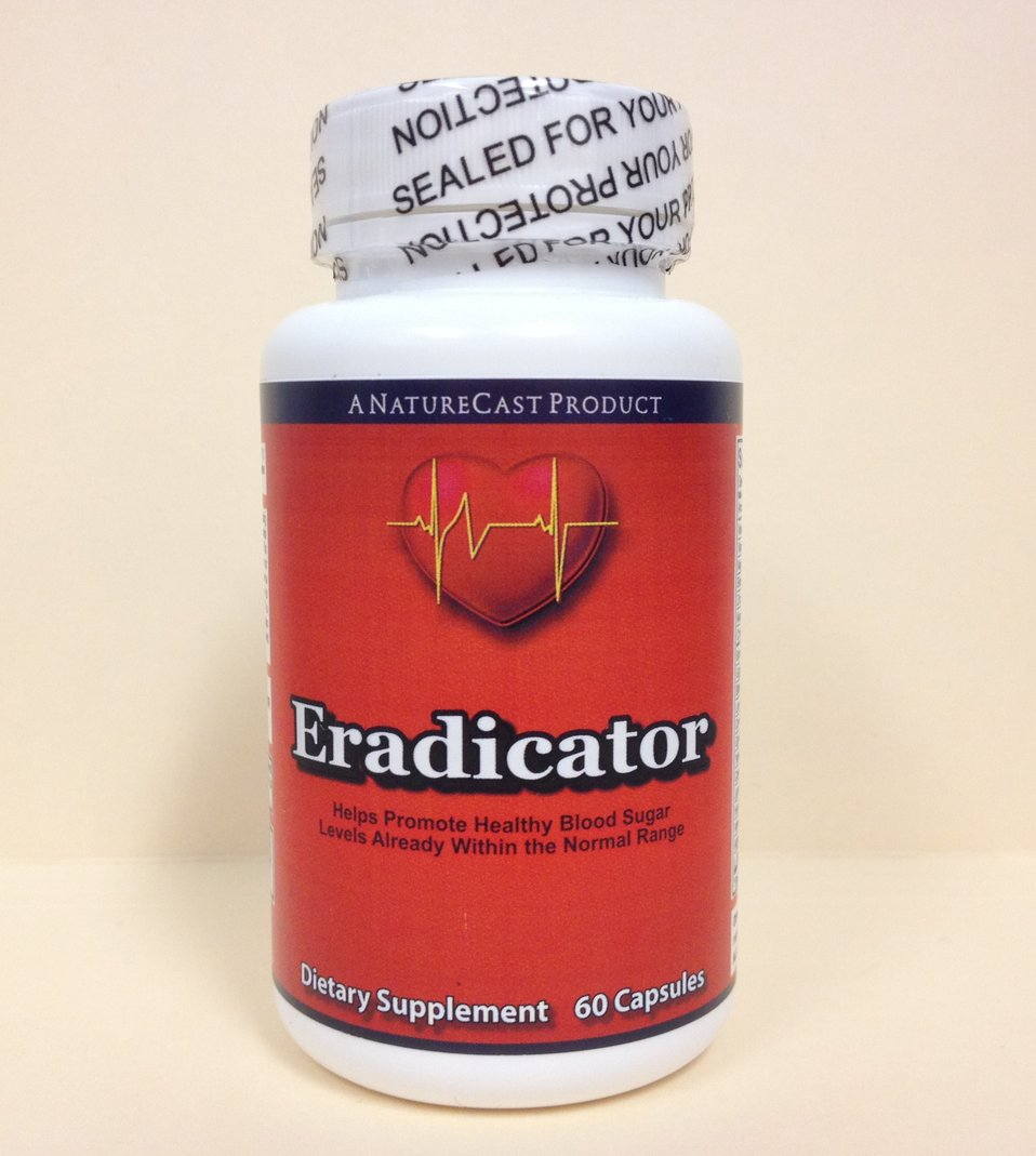 Illegally Sold Diabetes Treatments - Eradicator