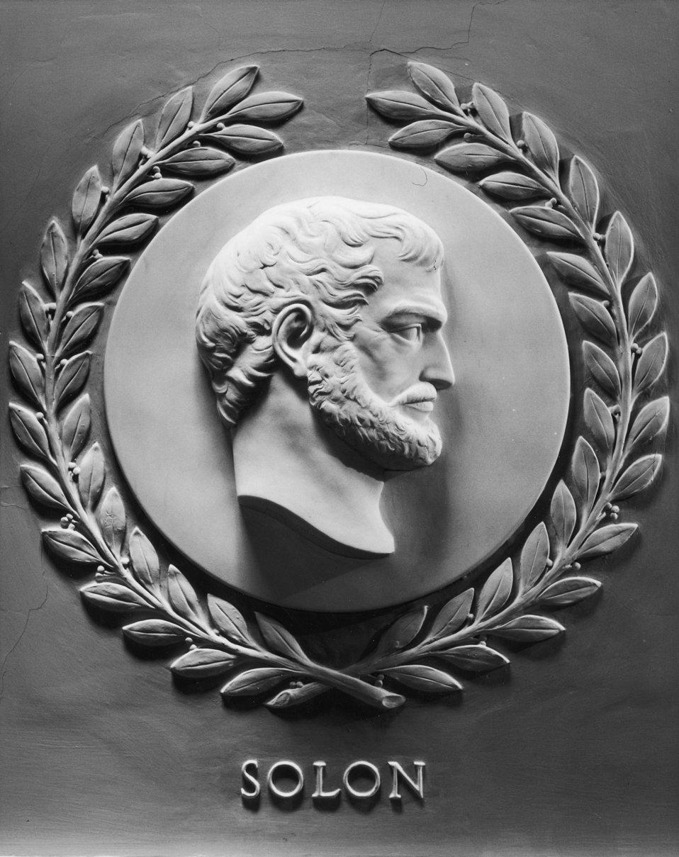 Solon (c. 638-559 B.C.)