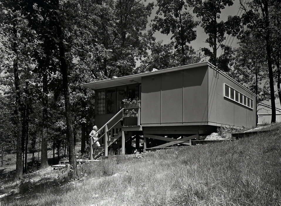 Prefab-flat top-type B-1 Oak Ridge