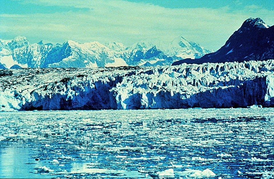 Columbia Glacier,Prince William Sound, Alaska