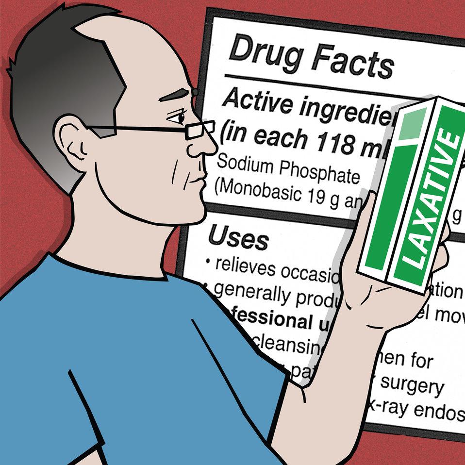 Laxatives: Use Caution