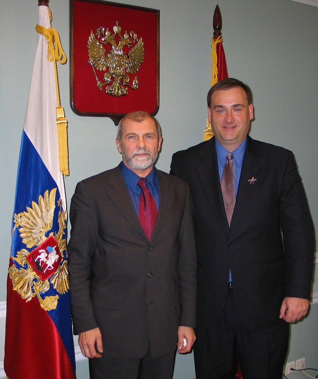Mikhno and Ward