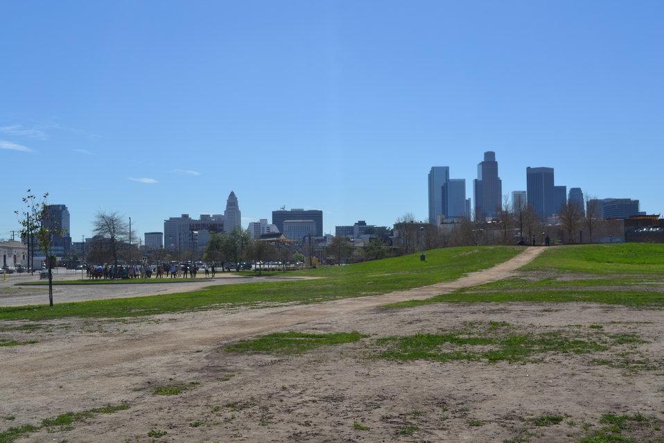 SOI Sally Jewell Visit to LA