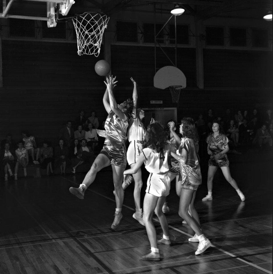 Women's Basketball Monsanto Vs. Maryville