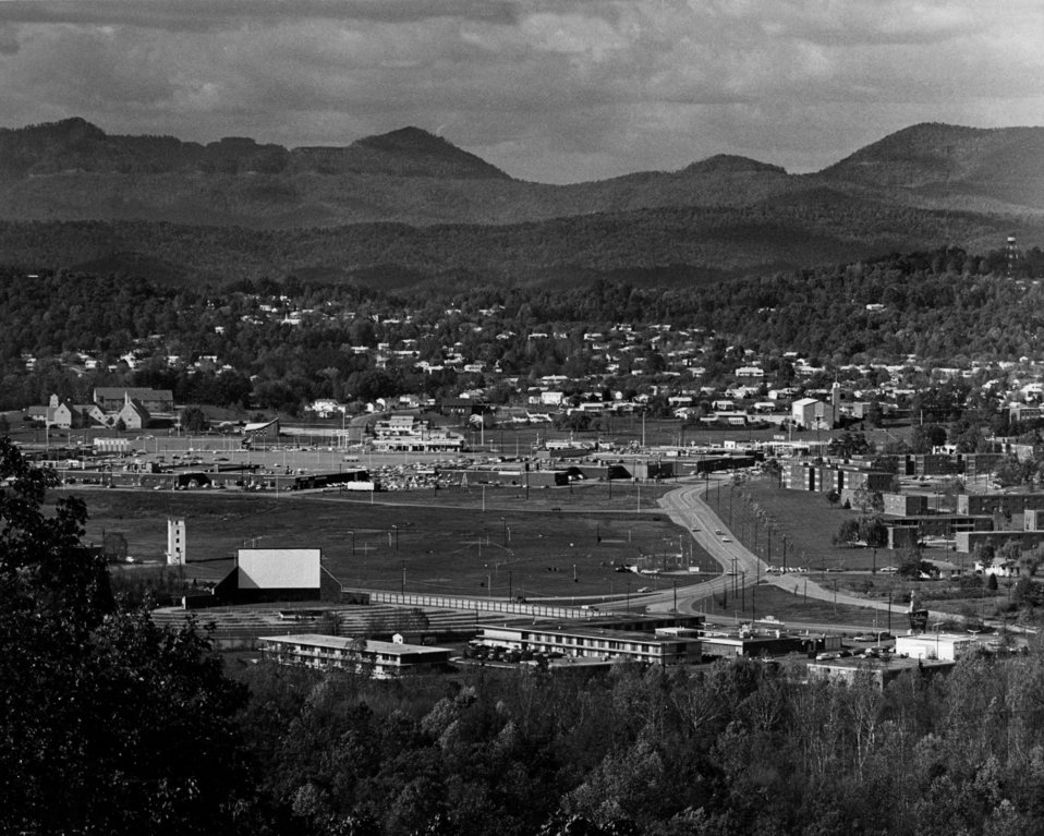 General View of City of Oak Ridge
