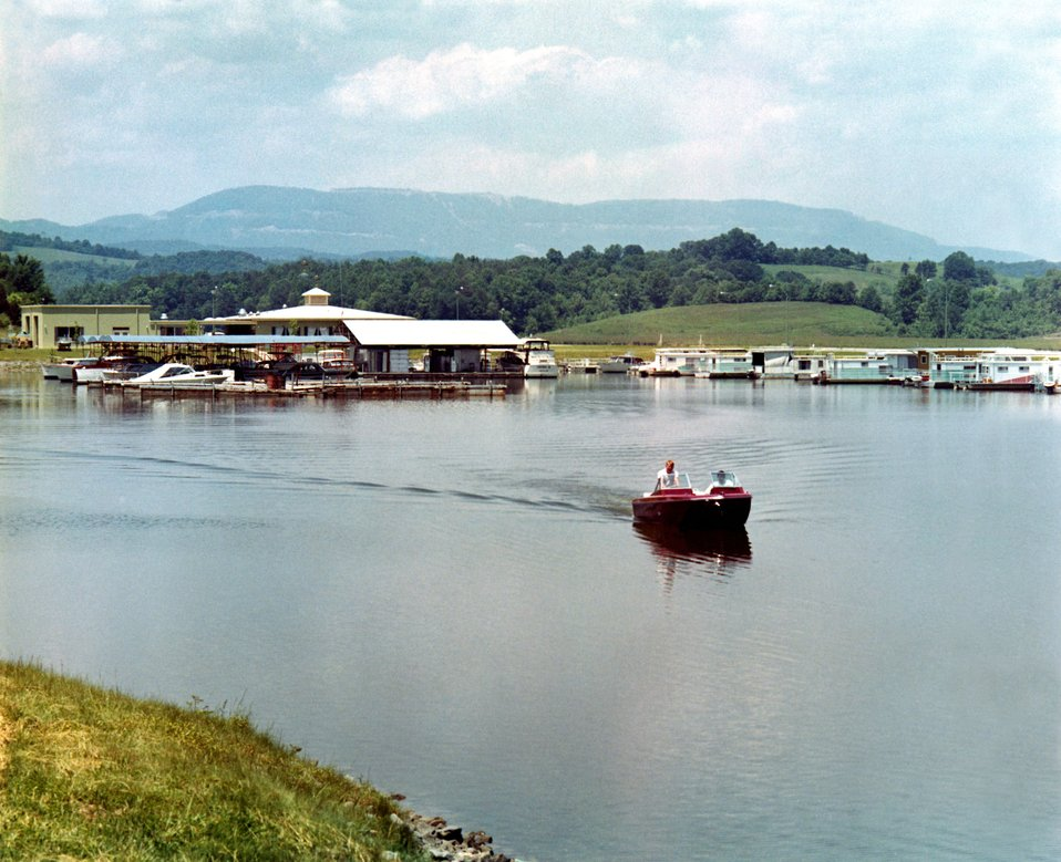 Oak Ridge Marina 1968