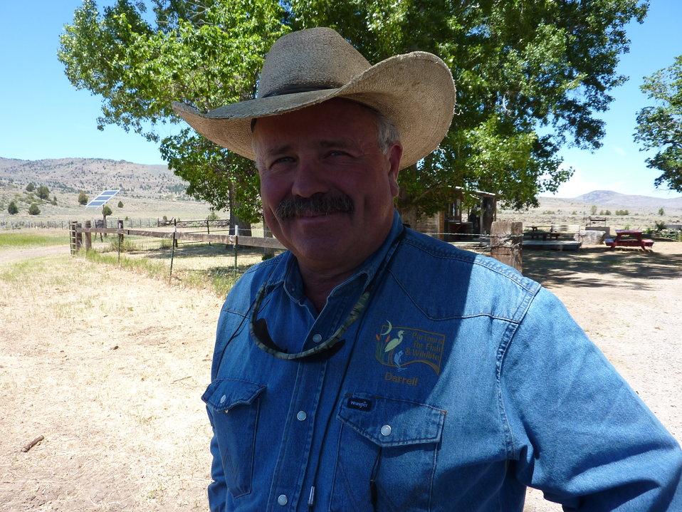 PFW Landowner Partner, Darrell Wood