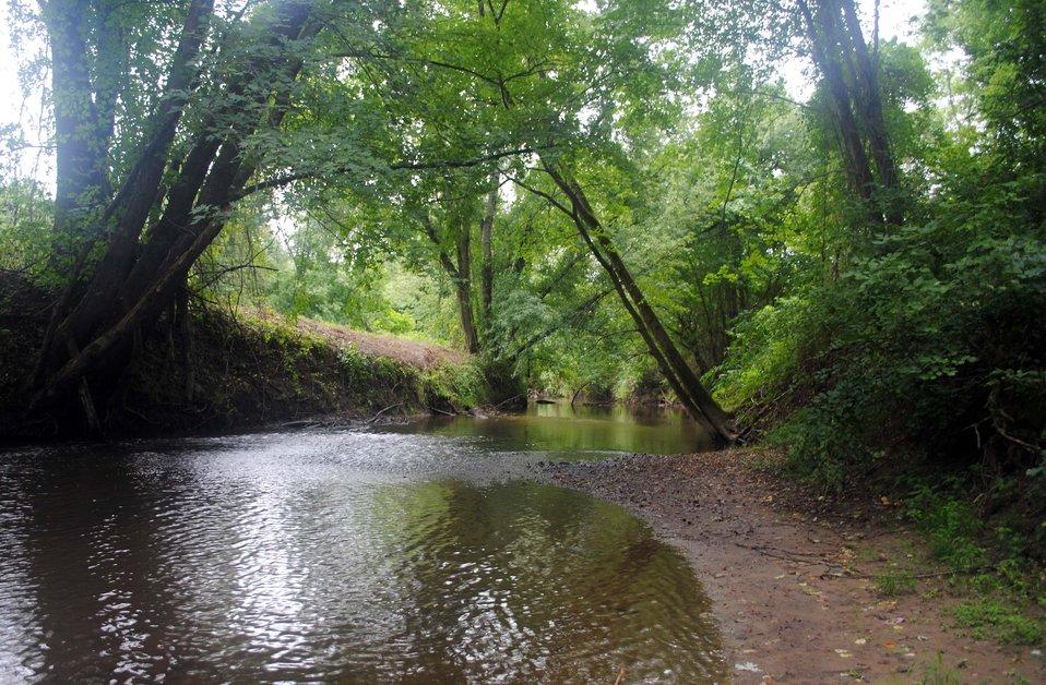 Fort River