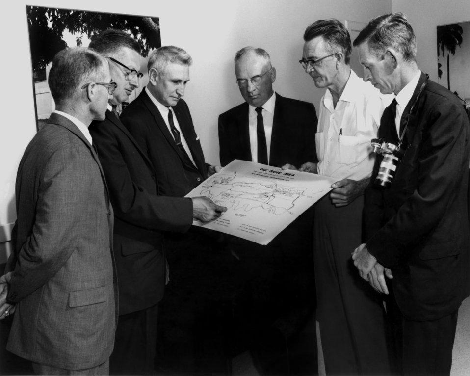 20 Year Ridgers Mills,Hicks,Dunbar,Provine and Ed Westcott Oak Ridge