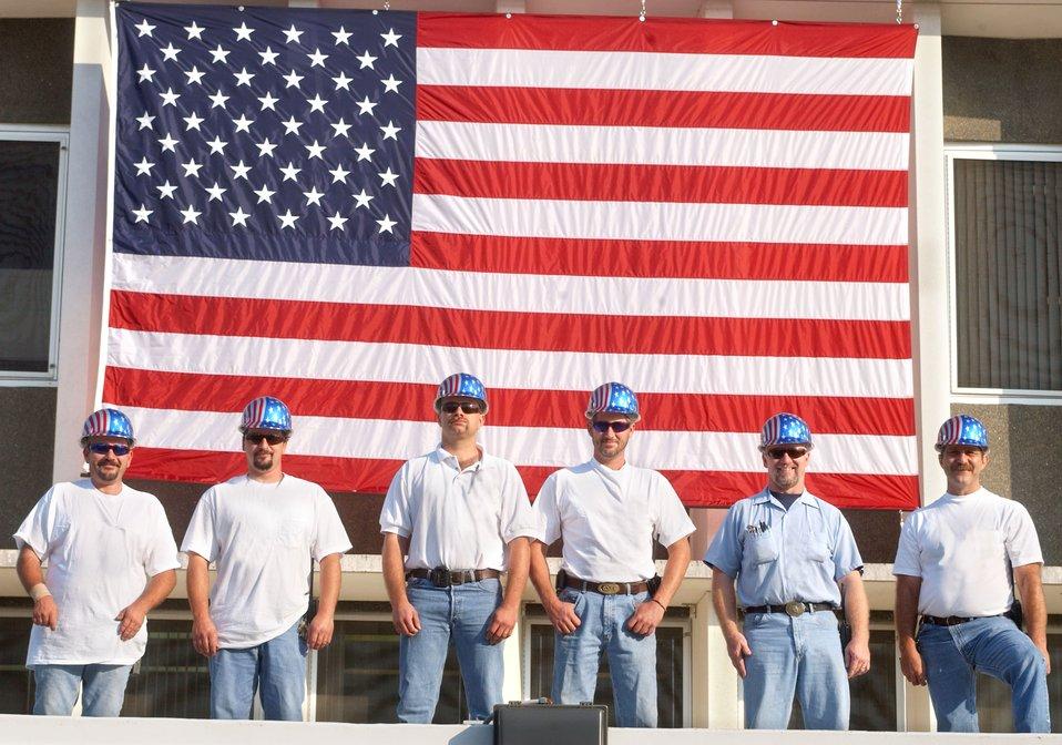 September 11, Observation at Federal Building