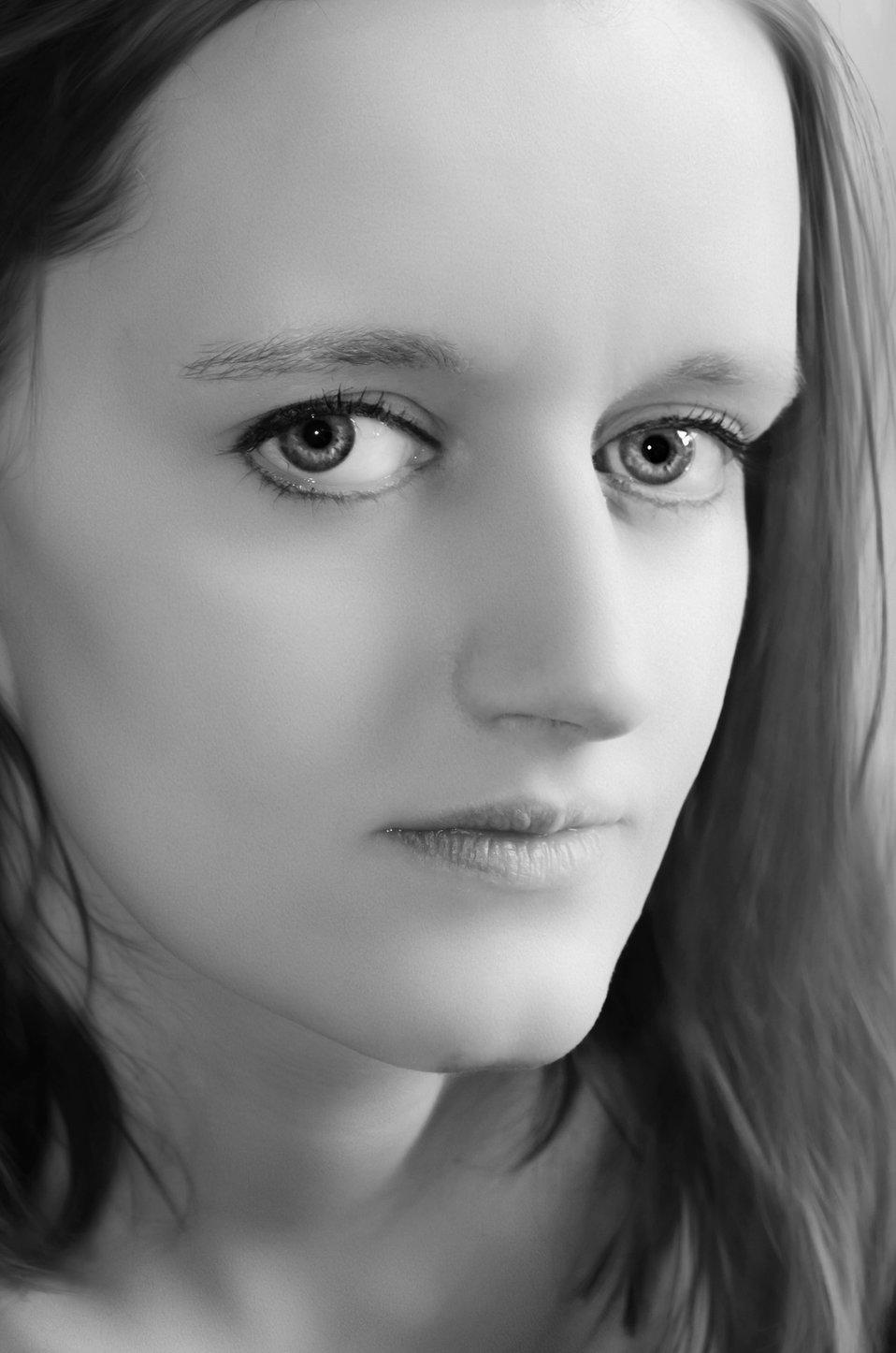 Woman - portrait