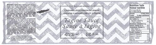 Tagine Sauce