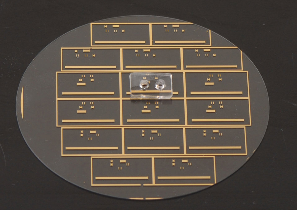 Lab-on-a-chip; Micro Microwave