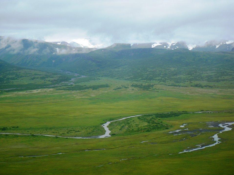 Unimak Landscapes