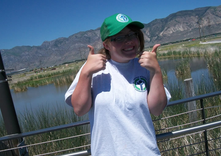 Youth Conservation Corps Spirit