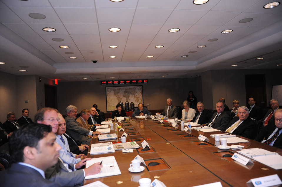 Under Secretary Tauscher Meets With International Security Advisory Board