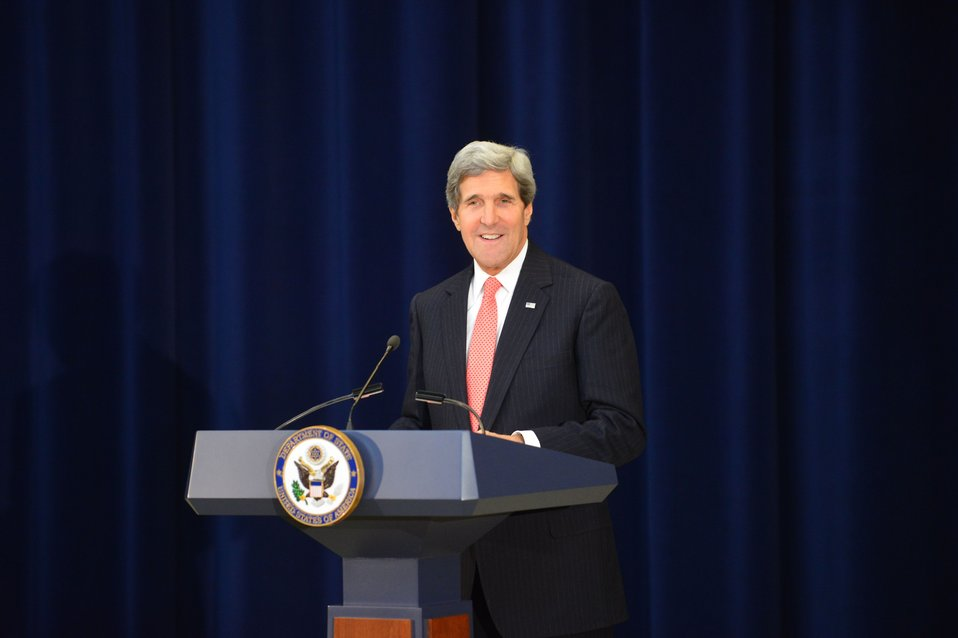 Secretary Kerry Delivers Remarks at the Overseas Security Advisory Council's 28th Annual Briefing