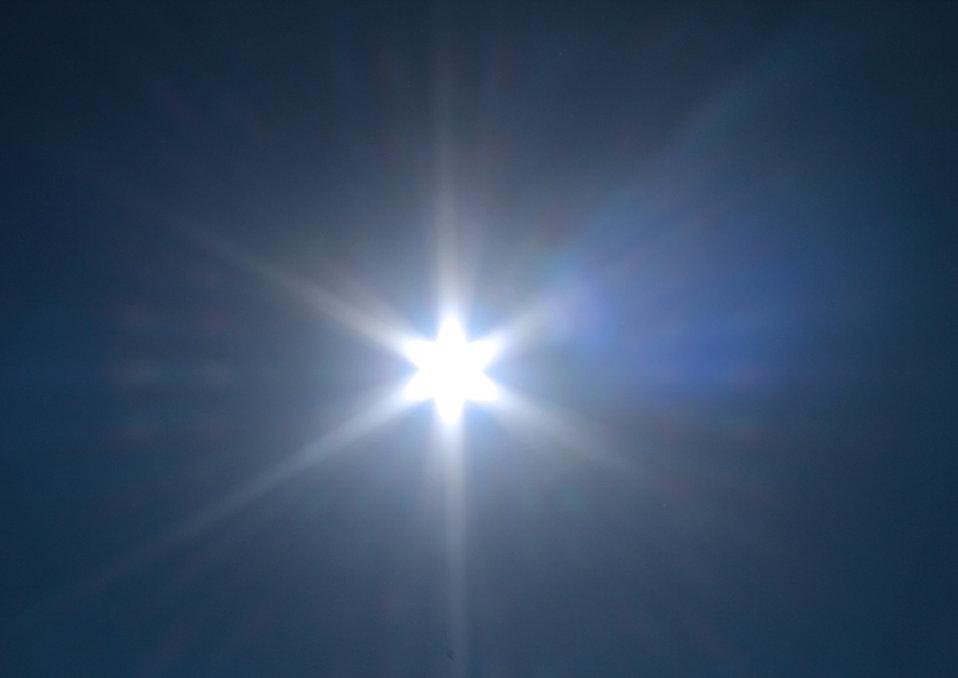 The star sun