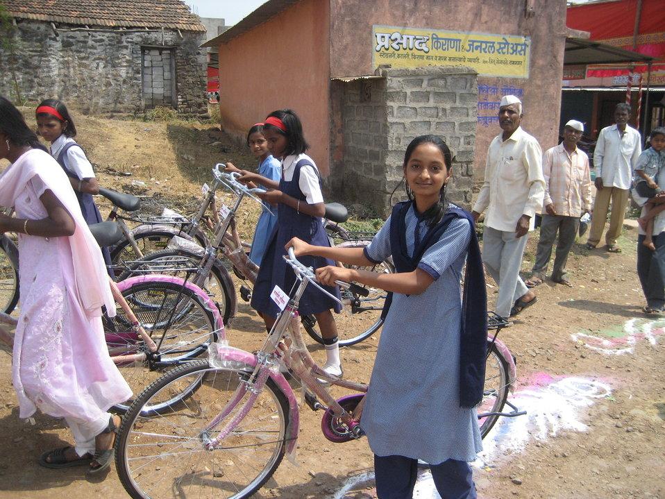 Lael Brainard's Visit to India
