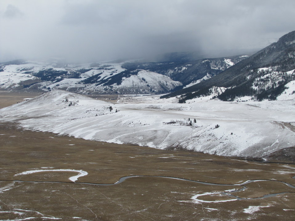Expansive View of Miller Butte