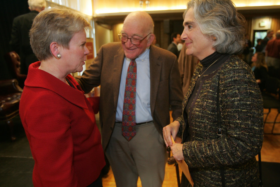 Assistant Secretary Gottemoeller Speaks With Guests