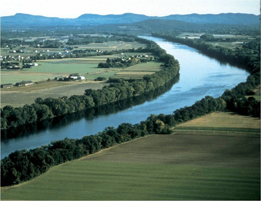 Connecticut River, Sunderland, MA