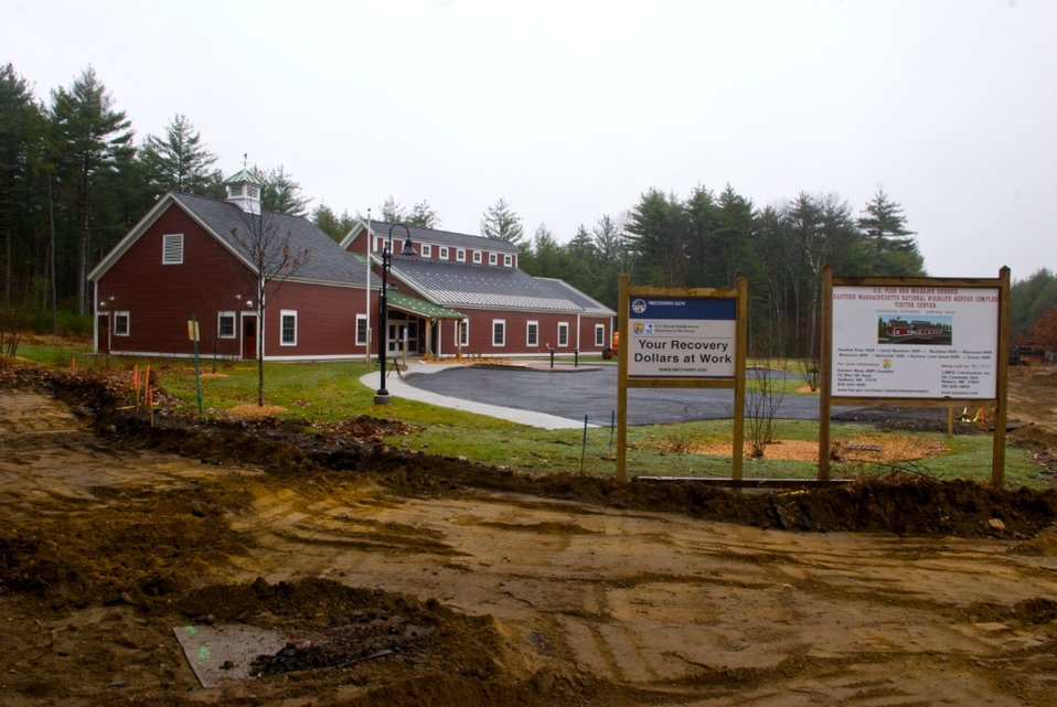 Assabet River NWR Visitor Center