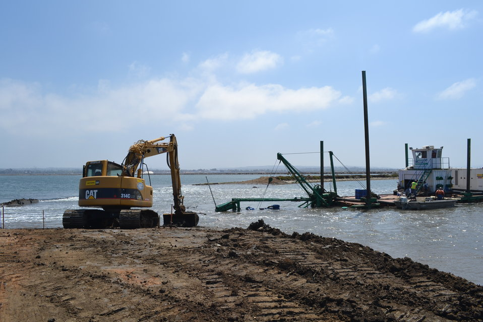 Final Breach of Pond 11 for the South San Diego Bay Coastal Restoration & Enhancement Project
