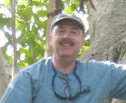 USFWS Biologist John Schmerfeld