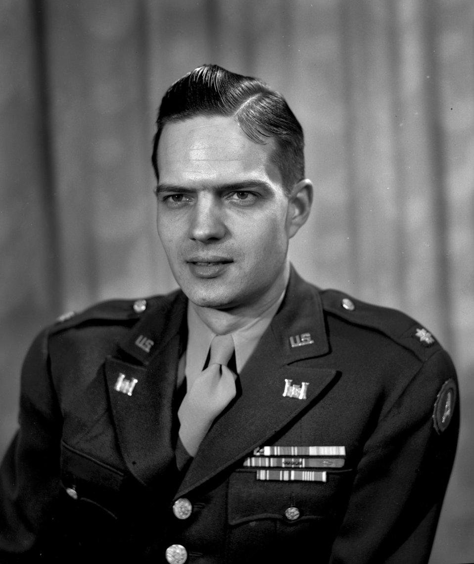 Col. Williams Portriat Oak Ridge