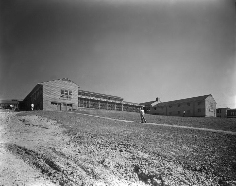 Ridge Recreation Hall and Public Library  Oak Ridge