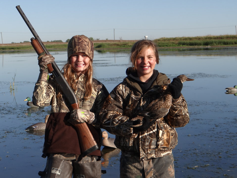 2013 Youth Waterfowl Hunters