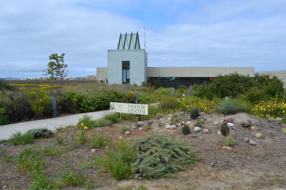 Tijuana Slough NWR & National Estuarine Research Reserve Visitor Center