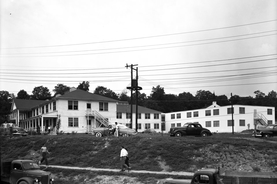 Guest House and Addition Oak Ridge 1949